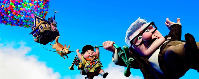 Up Pixar Por Poco Elimina La Escena Más Triste Del Comienzo De La