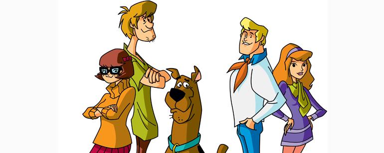 Scooby doo nom des personnages colorier les enfants - Personnage scooby doo ...
