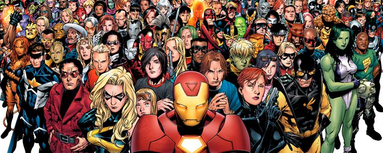 Мстители 4 Twitter: 10 Personajes De Marvel Que Podrían Morir En La Fase 3 Del