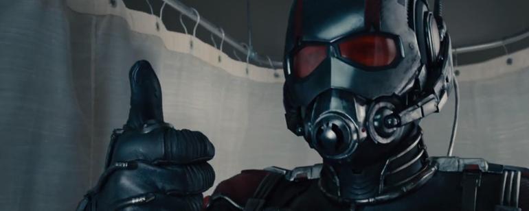 'Ant-Man': El traje del superhéroe podría haber sido muy diferente