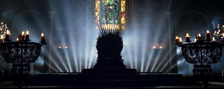 'Juego de Tronos': El verdadero Jon Snow se ha sentado en el Trono de Hierro