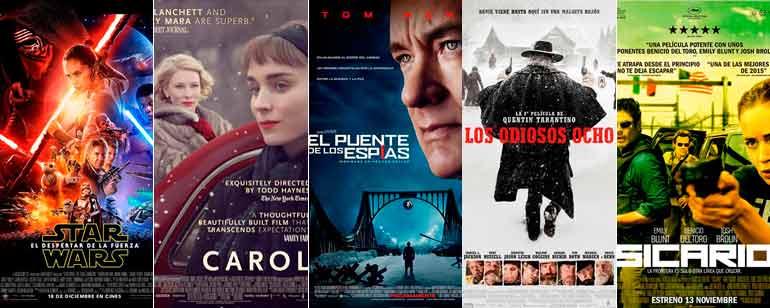 Escucha Las Bandas Sonoras Nominadas A Los Oscar 2016 Especiales De Bandas Sonoras Sensacine Com