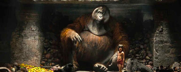 'El libro de la selva': Dos nuevas imágenes de la película