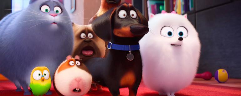 Mascotas nuevo tráiler en español de los divertidos