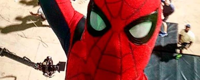 'Spiderman: Homecoming': Tom Holland celebra así que sólo falta un año para el estreno de la película