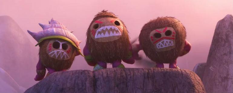 Смотреть онлайн мультфильм Моана 2016