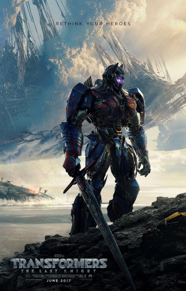 Transformers El último caballero online