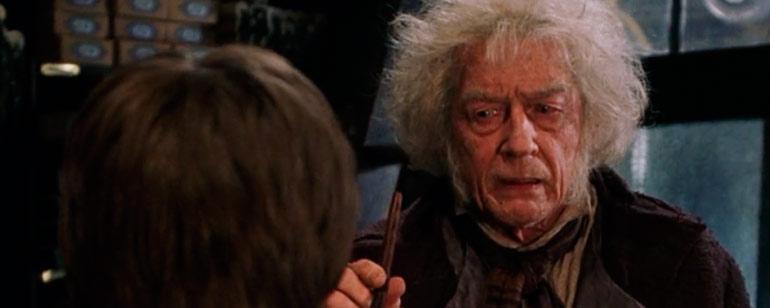'Harry Potter': Los fans de la saga alzan sus varitas en honor a John Hurt