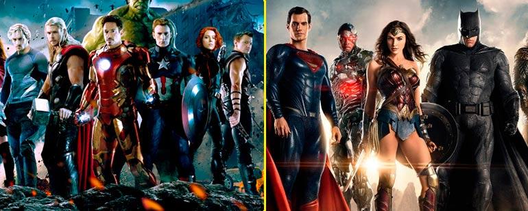 peliculas superheroes