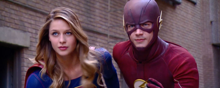 El 'crossover' musical de 'The Flash' y 'Supergirl' contará con una canción de los compositores de 'La La Land'