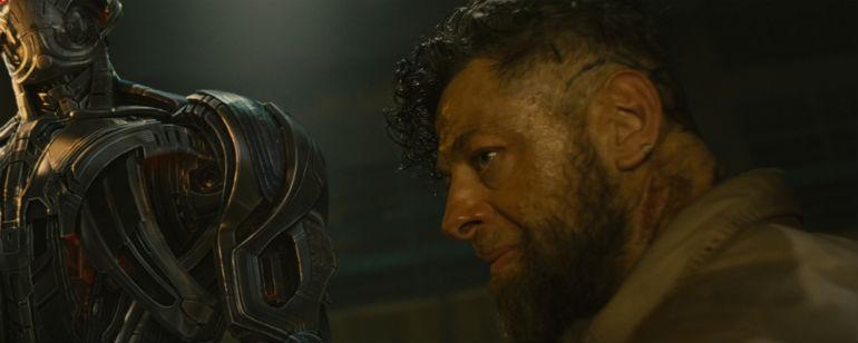 'Black Panther': Sale a la luz la primera imagen de Andy Serkis en el set de rodaje