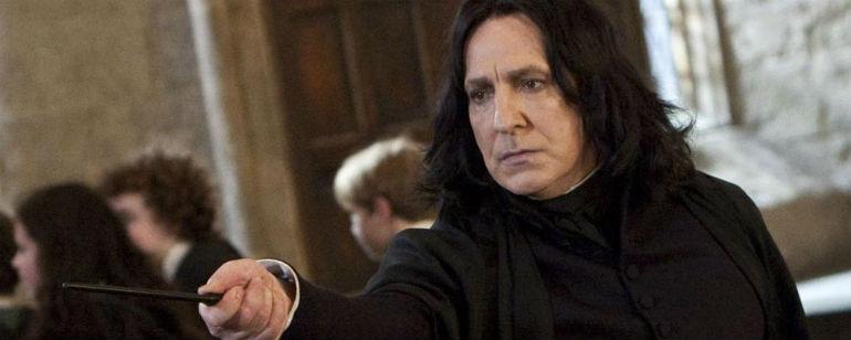 'Harry Potter': Esta teoría sugiere que Severus Snape sobrevivió a La Batalla de Hogwarts