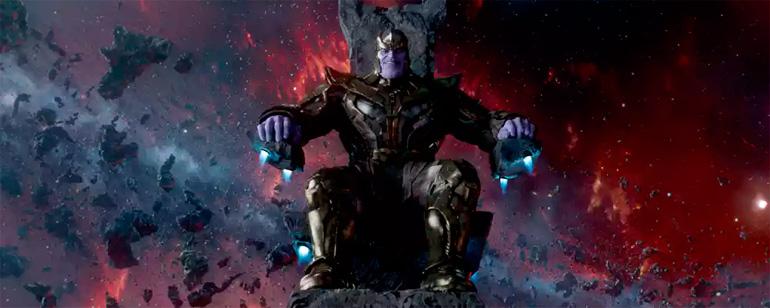 'Vengadores: Infinity War' intentará convertir a Thanos