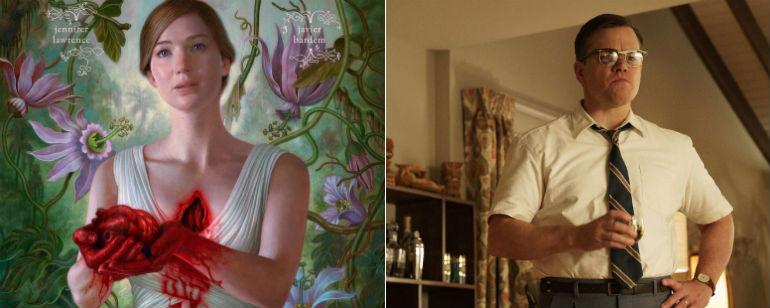 'Mother!' de Aronofsky y 'Suburbicon' de George Clooney, entre las películas del Festival de Toronto