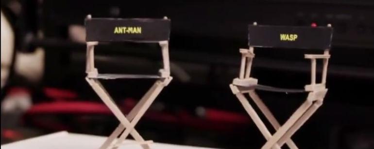 'Ant-Man and The Wasp' anuncia su inicio de rodaje con este divertido vídeo