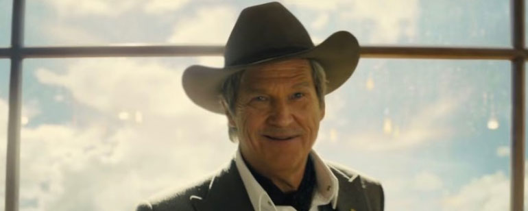 'Kingsman: El círculo de oro': Jeff Bridges habla sobre su rol como el agente Champagne