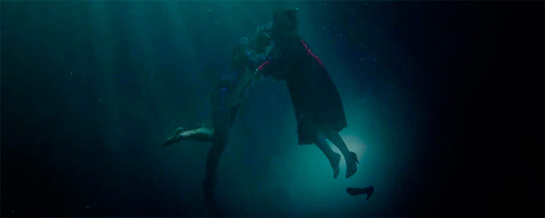 'La forma del agua' de Guillermo del Toro inaugurará el Festival de Sitges 2017