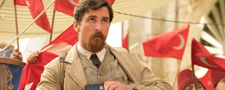 Christian Bale vuelve a cambiar de aspecto para interpretar a su próximo personaje