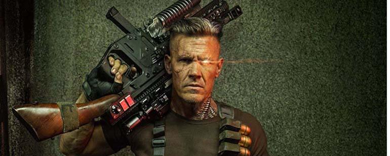 'Deadpool 2': Cable y Domino, protagonistas de las nuevas imágenes del rodaje