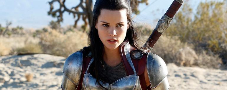 'Thor: Ragnarok': ¿Confirmado el regreso de Jaimie Alexander como Lady Sif?