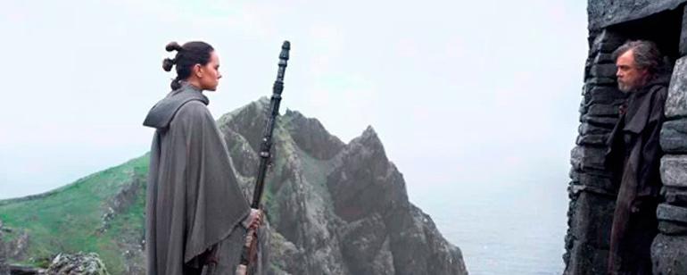 'Star Wars: Los últimos Jedi': Rian Johnson explica las semejanzas entre la película y 'El Impedio Contraataca'