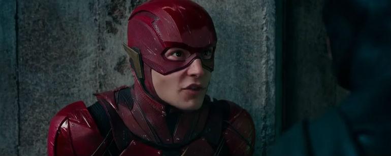 'Liga de la Justicia': Ezra Miller te descubre al Flash de la película en este vídeo