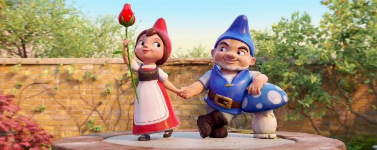 'Sherlock Gnomes': Gnomeo y Julieta se mudan en el divertido tráiler de la secuela