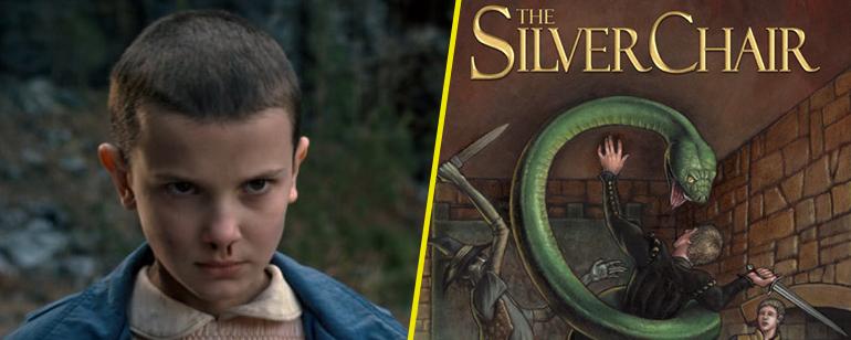 'Las crónicas de Narnia: La silla de plata': Joe Johnston, interesado en fichar a Millie Bobby Brown para la película