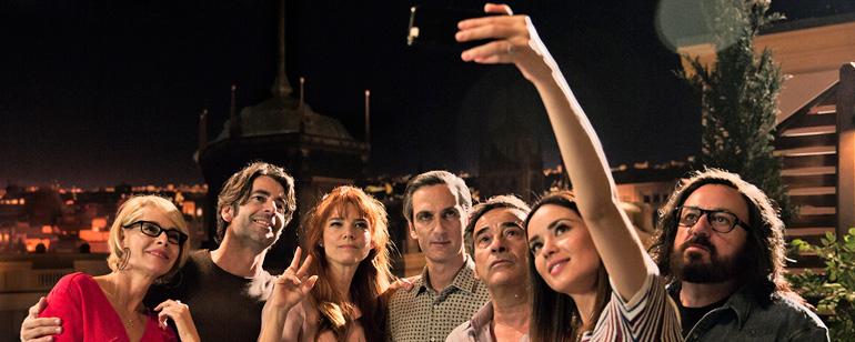 'Perfectos desconocidos': Los teléfonos Huawei, los mejores confidentes de la nueva película de Álex de la Iglesia