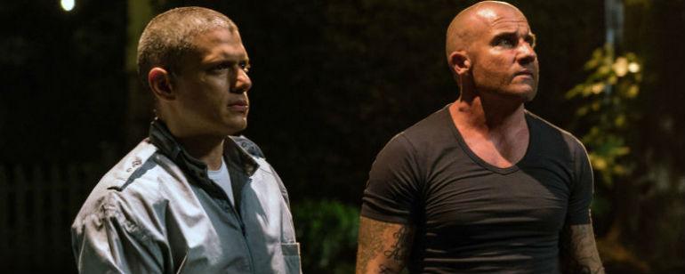 Prison Break\': Uno de los protagonistas afirma que se está ...