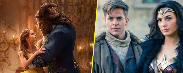 Las 17 mejores parejas cinematográficas de 2017