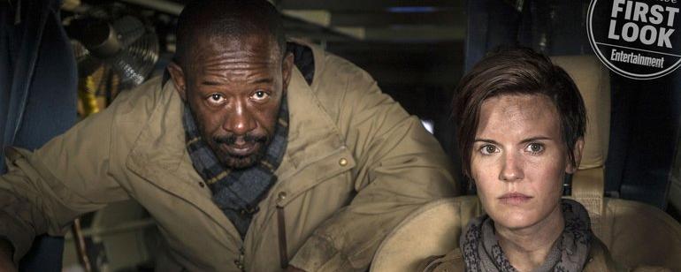 Fear The Walking Dead\': La cuarta temporada se estrenará el próximo ...