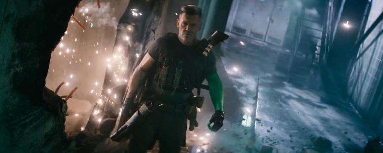 'Deadpool 2': Wade Wilson conoce a Cable en el nuevo y alucinante tráiler de la película