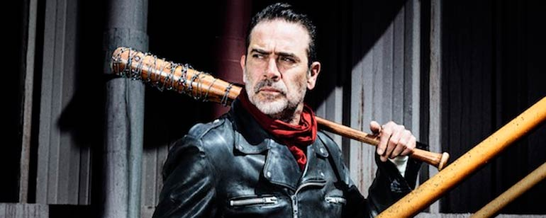 The Walking Dead 191 A Qui 233 N Encuentra Negan En La Carretera Noticias De Series Sensacine Com