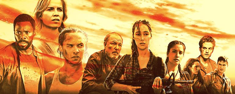 Fear The Walking Dead\': conoce al nuevo villano de la segunda mitad ...