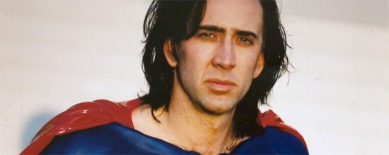 """Nuevo tráiler del """"odioso"""" Superman de Nicolas Cage y Tim Burton 3579889"""