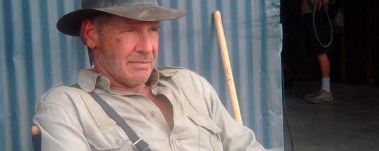 Harrison Ford no protagonizará 'Indiana Jones 5' 0889360