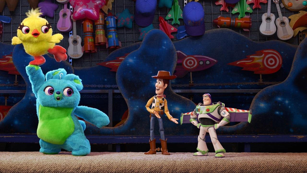Tim Allen termina el doblaje de  Toy Story 4  y lo cuenta así de emocionado  - Noticias de cine - SensaCine.com 838b19de755
