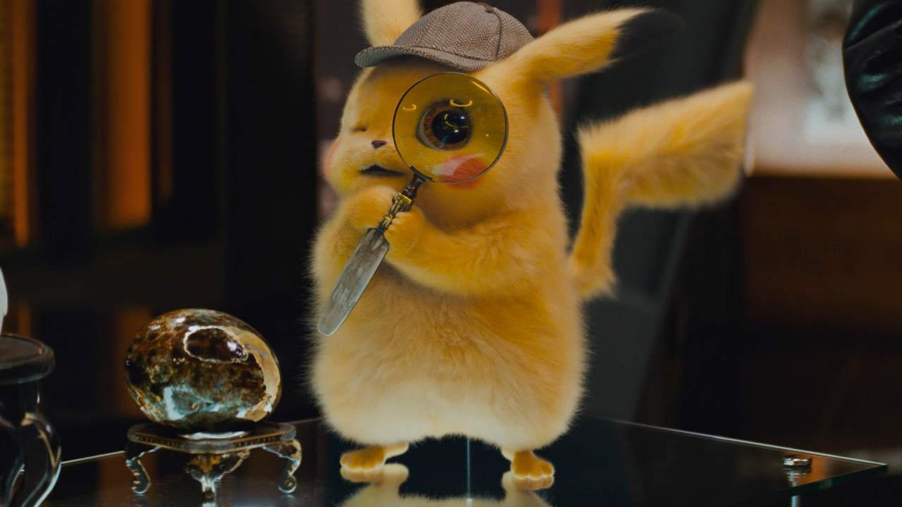 258e0982257 'Pokémon Detective Pikachu': Ryan Reynolds comparte un vídeo de YouTube de  la película completa - Noticias de cine - SensaCine.com