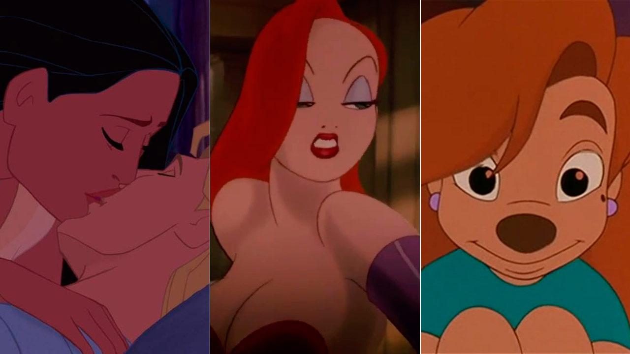 """""""El """"palmas, palmitas"""" de Jessica Rabbit fue mi despertar sexual - SensaCine"""