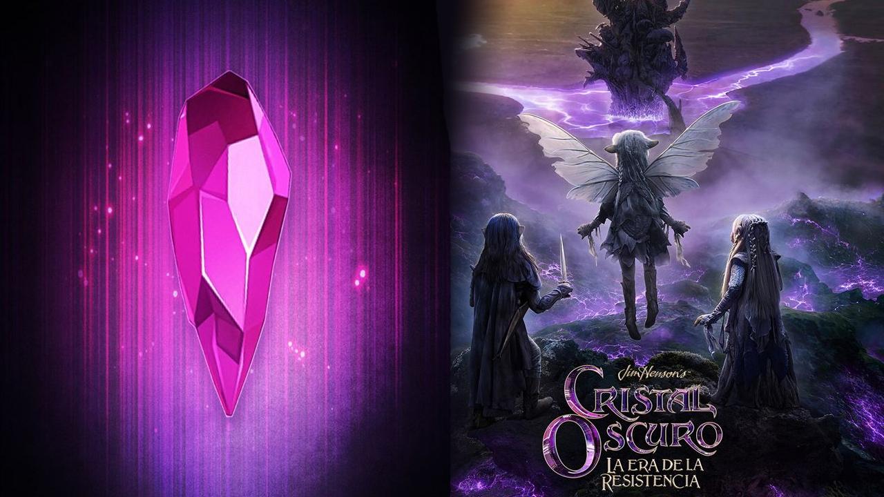 Todo lo que debes saber sobre 'Cristal Oscuro' en 5 claves