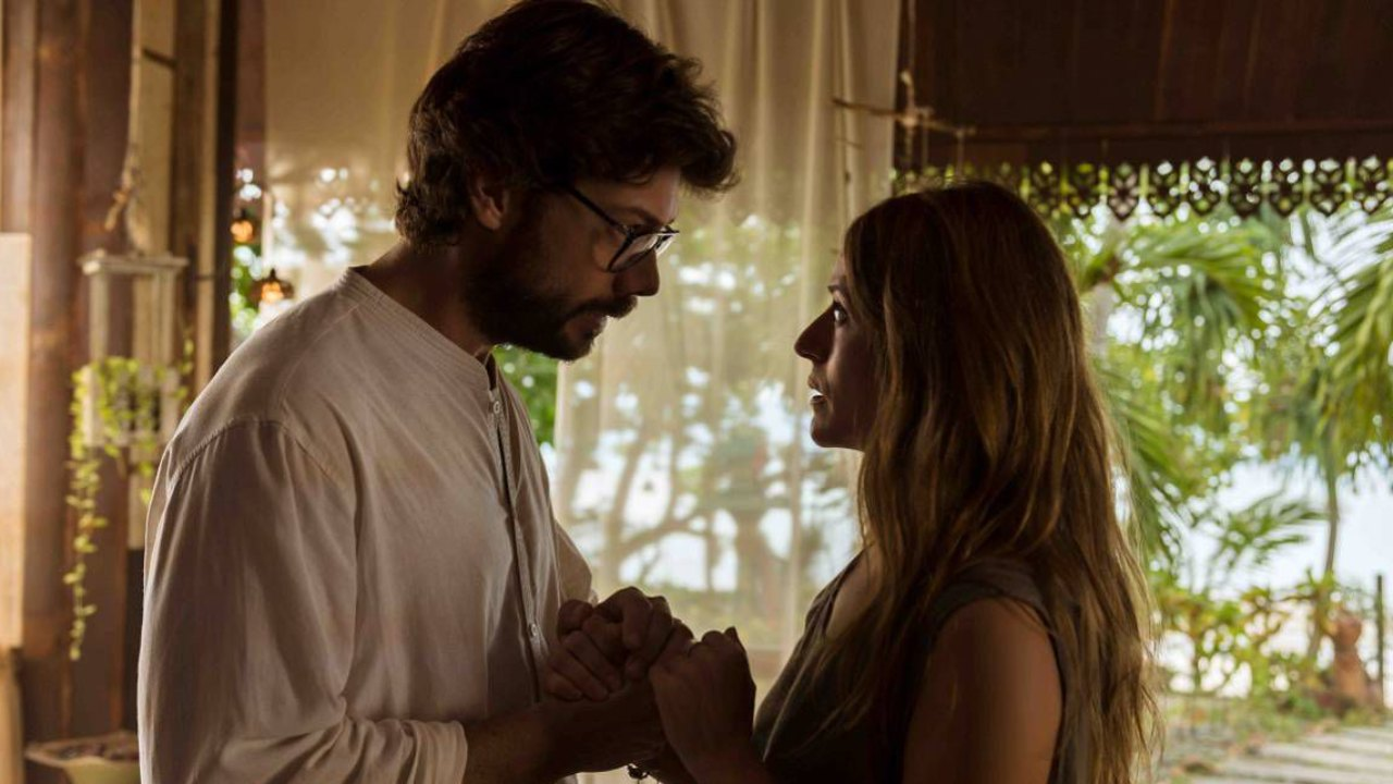 'La Casa de Papel' (Netflix): ¿Un 'spin-off' de El Profesor y Lisboa? Álvaro Morte e Itziar Ituño no lo ven