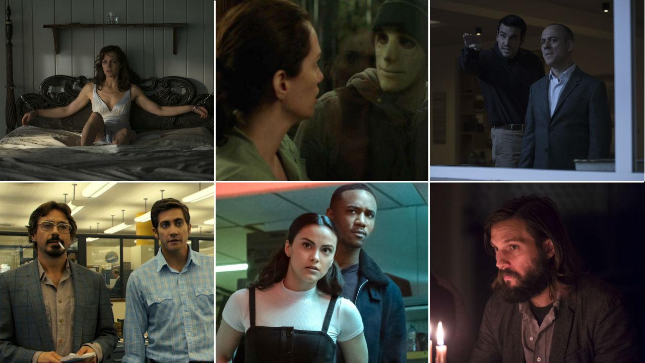 12 'thrillers' que puedes ver en Netflix