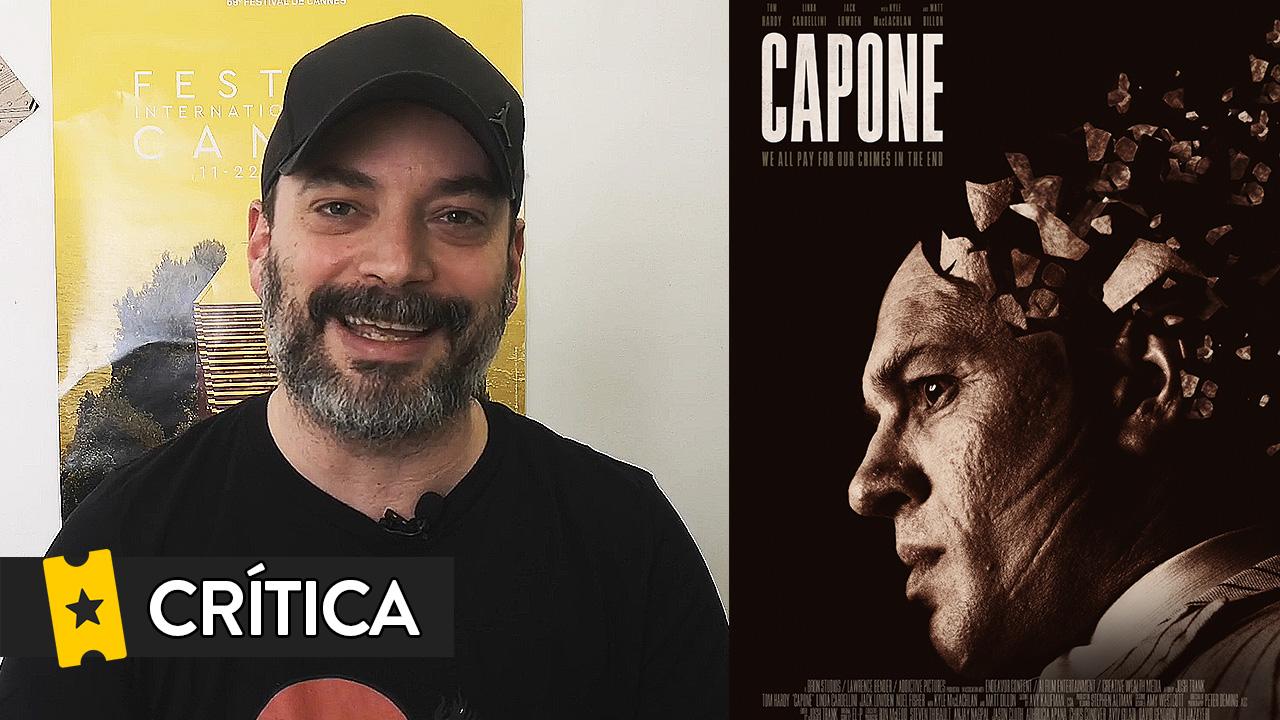 """Crítica de 'Capone': """"La interpretación de Tom Hardy es tremenda"""""""