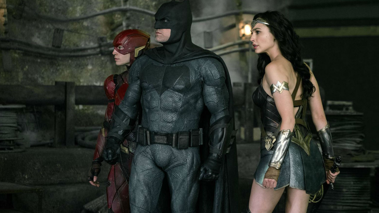 'Liga de la Justicia': Así es el Steppenwolf de Zack Snyder