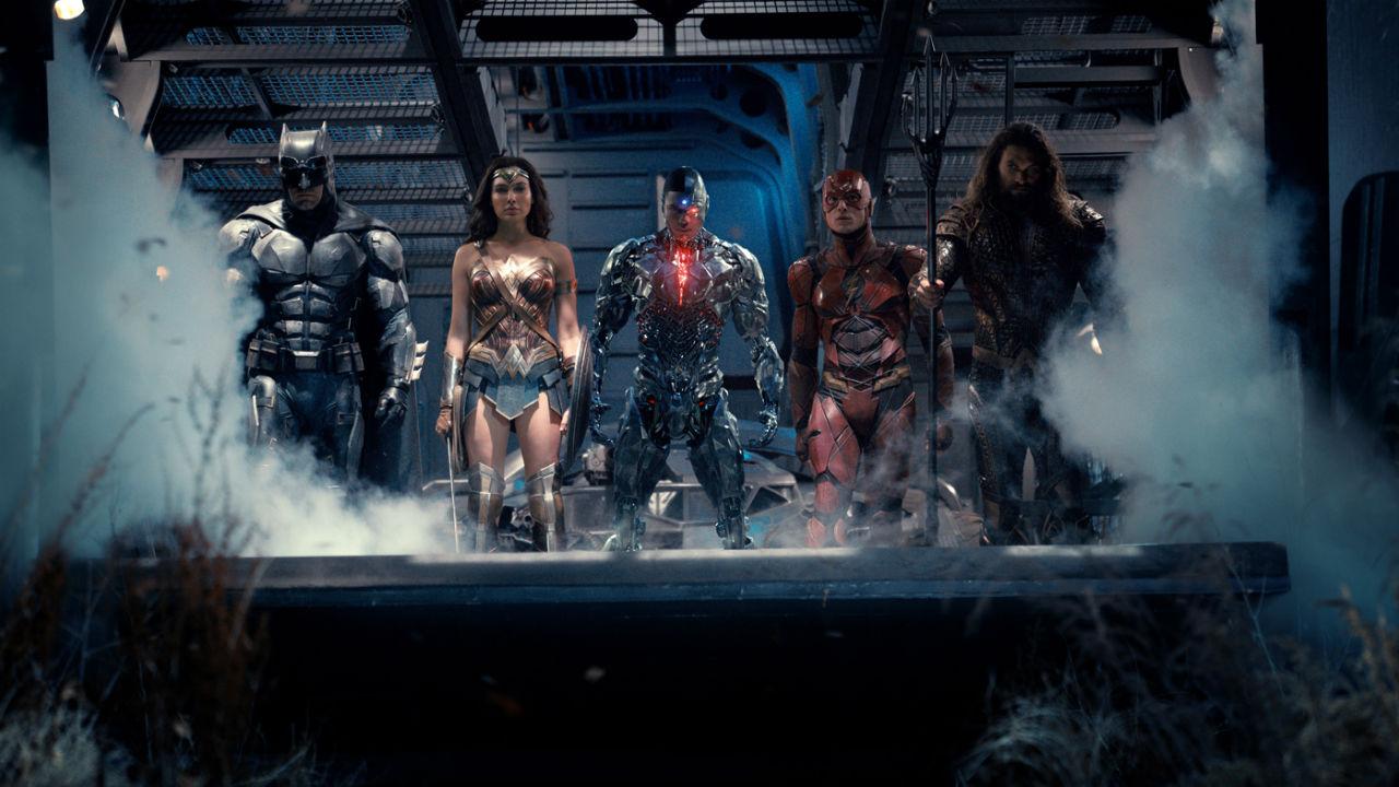 'Liga de la Justicia': Zack Snyder muestra su trabajo en el tráiler de cara a la DC FanDome