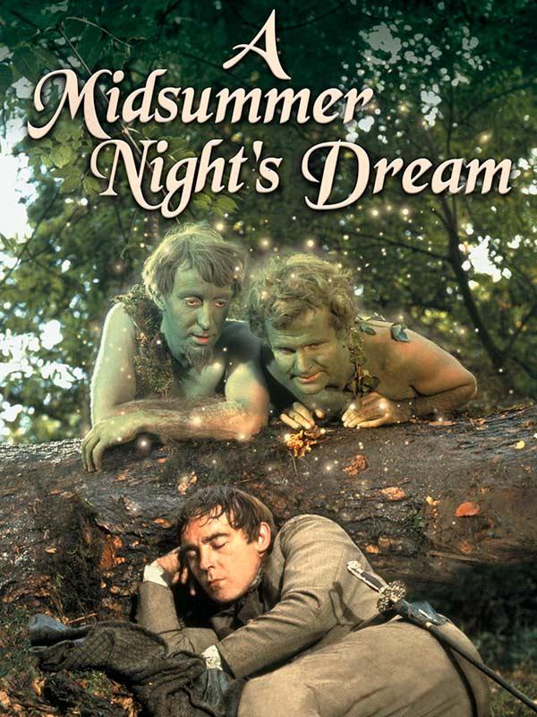 El sueño de una noche de verano - Película 1968