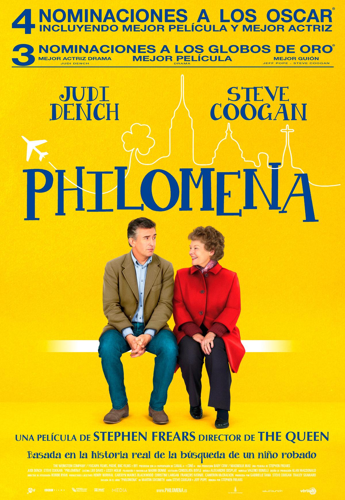 Philomena - Película 2013 - SensaCine.com