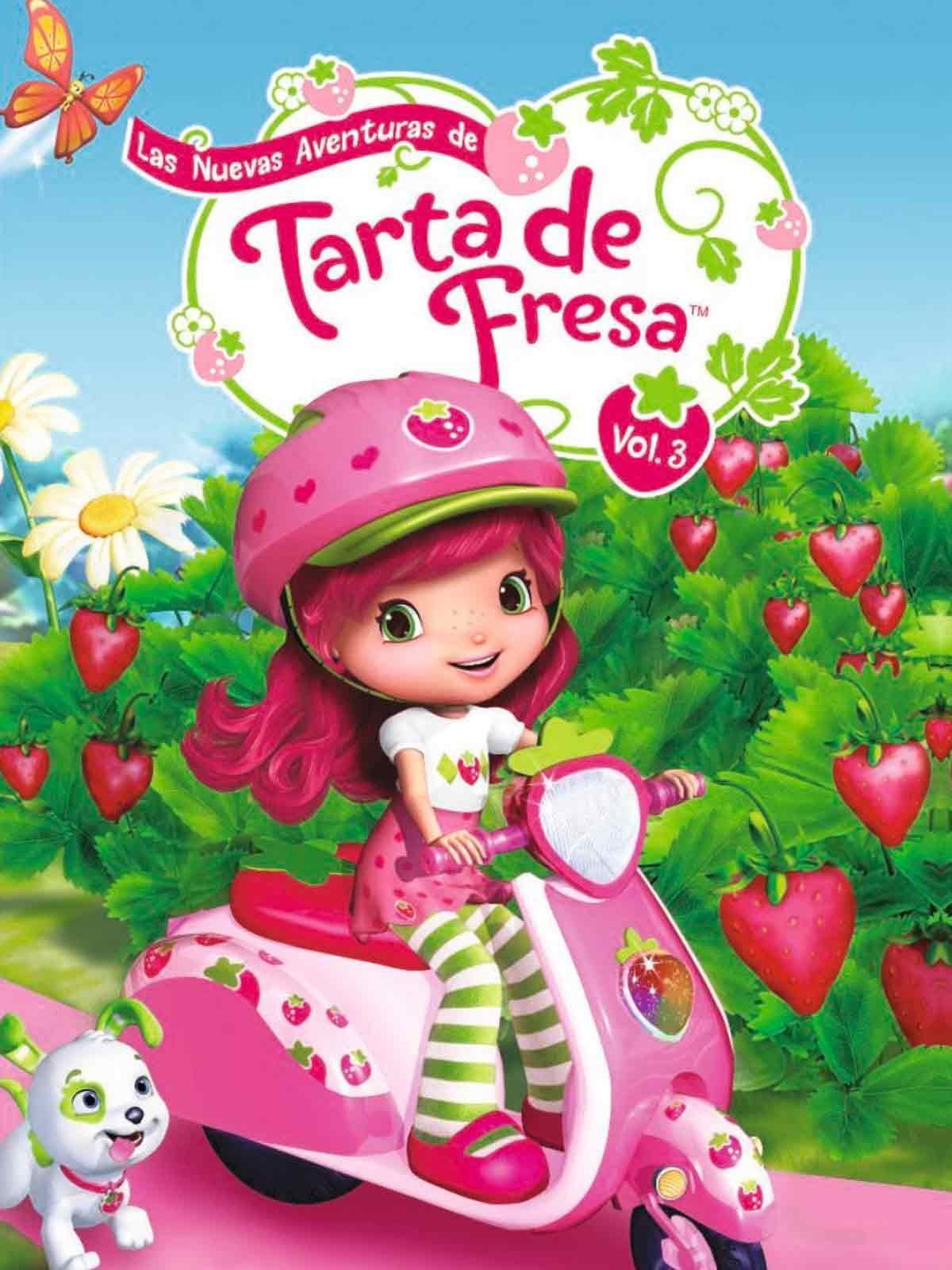 Las Nuevas Aventuras De Tarta De Fresa Serie 2010