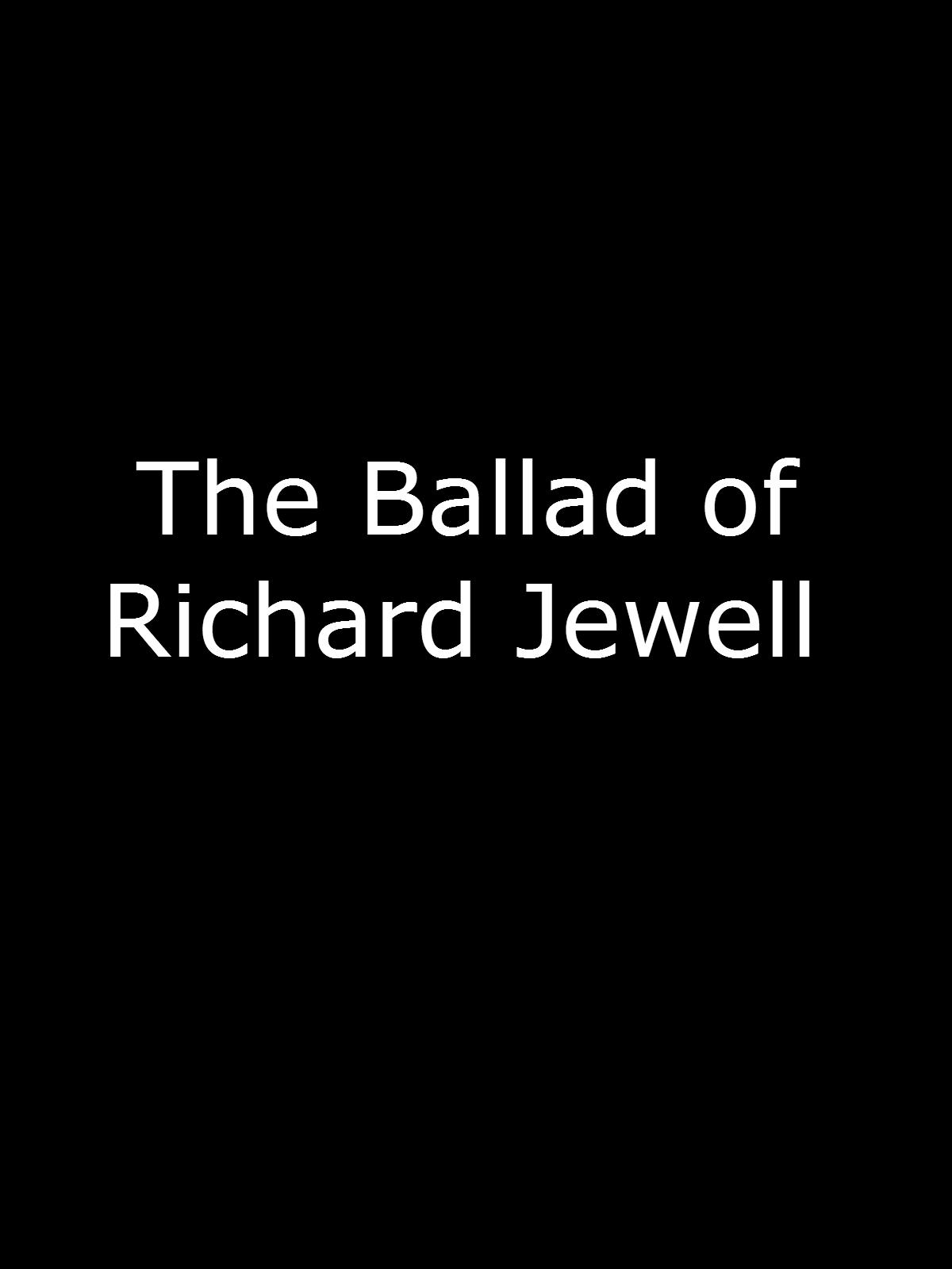 American Nightmare : The Ballad of Richard Jewell: Poster 2
